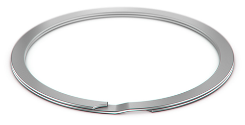 Spiral Retaining Ring Dimensions